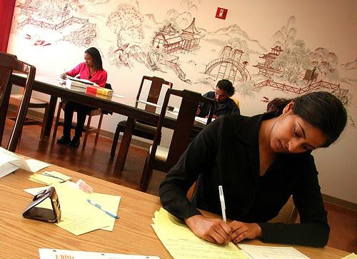 York College Library Study