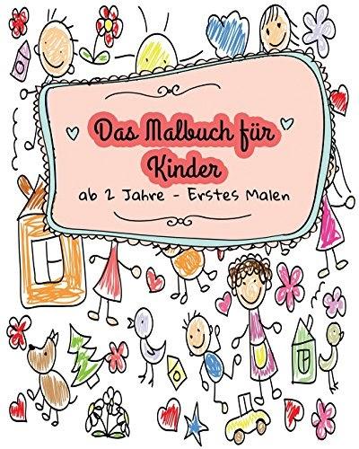 herunterladen malbuch für kinder malbuch ab 2 jahre