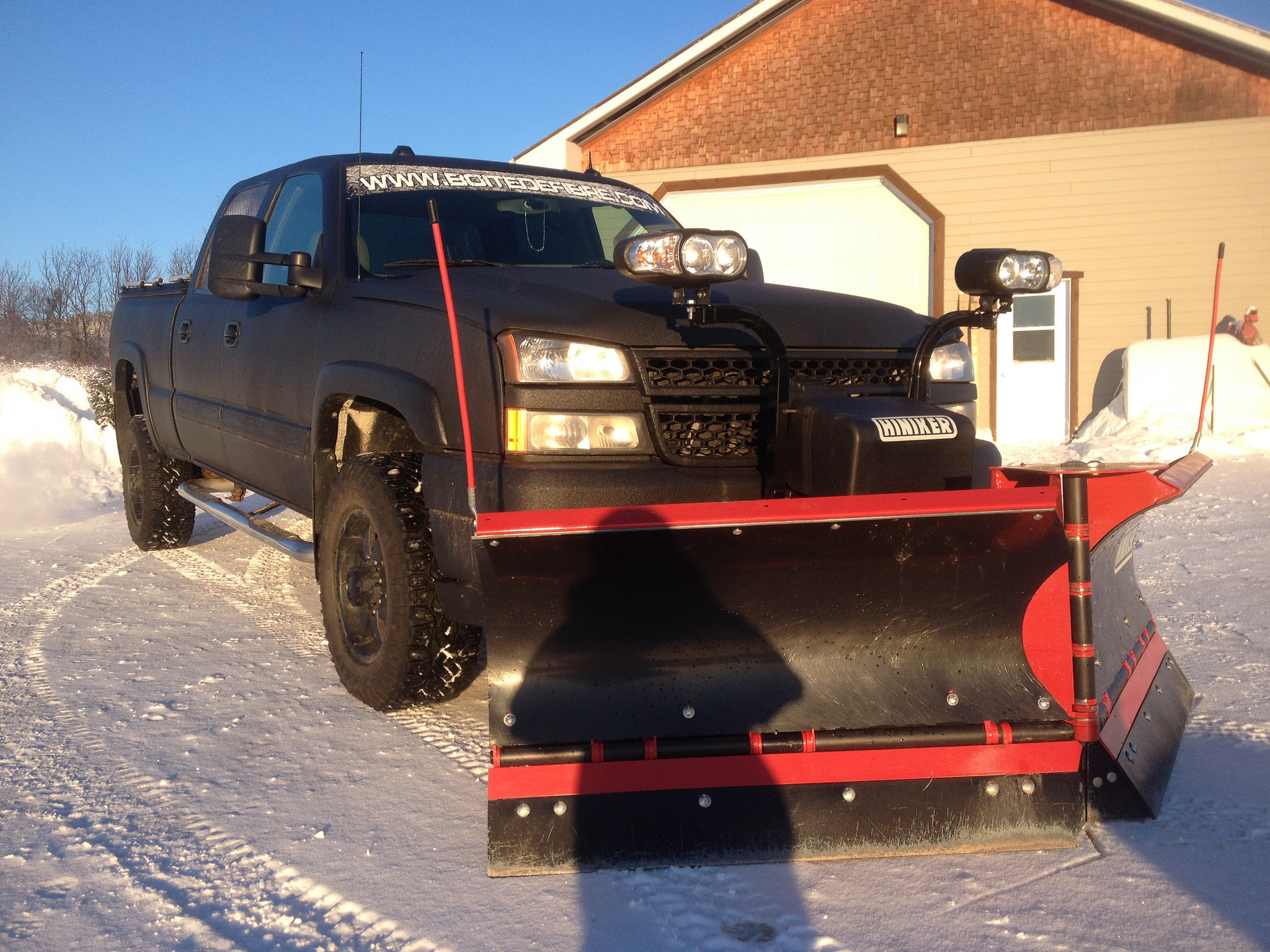 Top Types Of Truck Plows