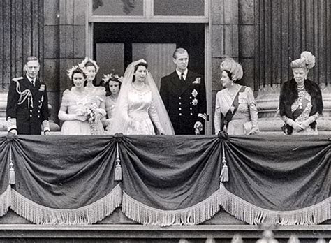 Iconic weddings: Queen Elizabeth II and Prince Philip