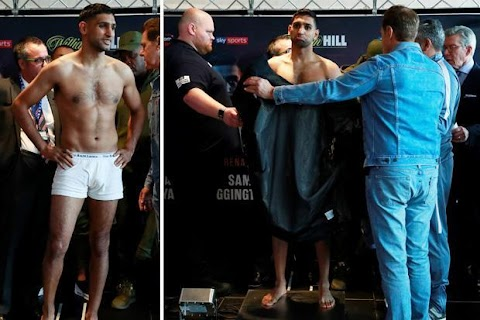 Amir Khan Naked Pictures Exposed (#1 Uncensored)