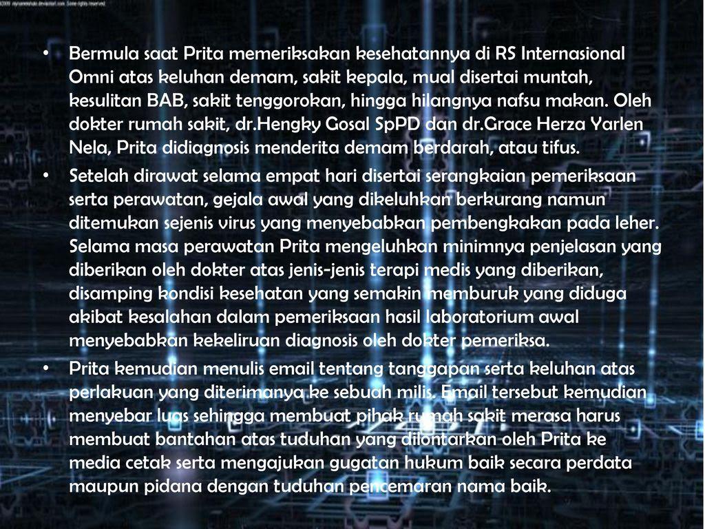 TINDAK PIDANa Konten Illegal Ppt Download
