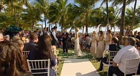 VIDEO: Smithton couple's Sunrise wedding   The Advocate