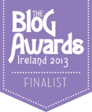 Blog Awards Ireland shortlist 2013