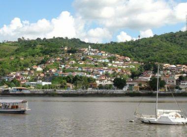 Obra em ilha do Rio Paraguaçu é embargada por falta de licença ambiental