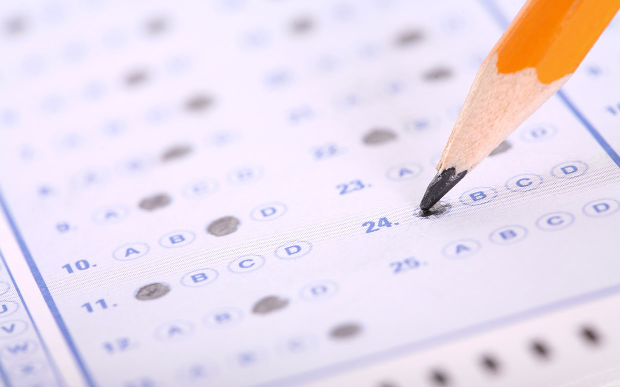 What's the Best Way to Guess on a Multiple Choice Test?