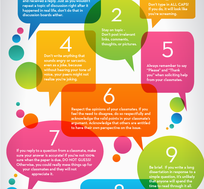 Infographic 5 Reasons Why Your Awesome Content Isn T: Netiquette On Flipboard By Mr. Viereck