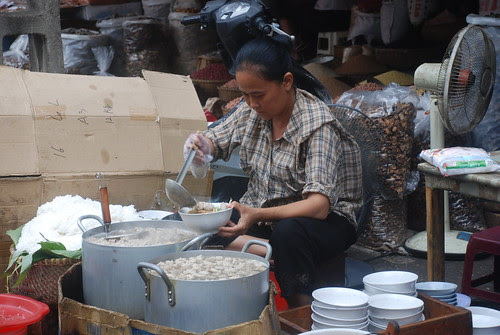 Thanh Ha Market