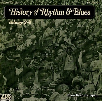 V/A history of rhythm & blues volume 3-4