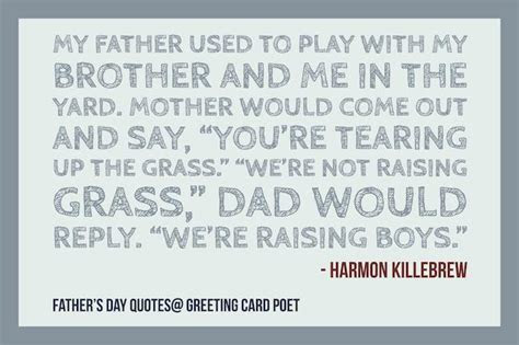 Funny Father's Day Quotes to Share with Your Dad