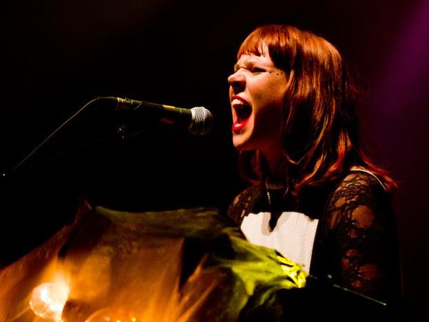 Kate Nash (Foto: Daigo Oliva/G1)