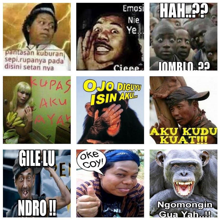 Kumpulan Meme Lucu  Perang  Gambar  Bahasa Jawa  Kumpulan