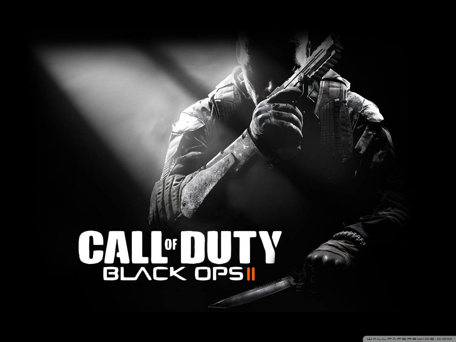 Call Of Duty Black Ops 2 Ultra Hd Desktop Background Wallpaper For