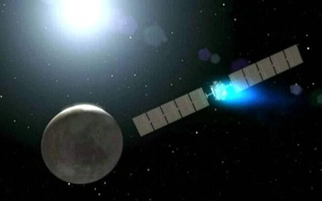 Sonda Dawn, da Nasa, entrou na órbita de Ceres em março de 2015