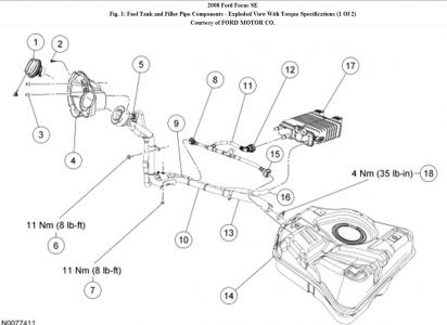 2000 Ford Focus Fuel Diagram Wiring Diagram Options Bare Visible Bare Visible Studiopyxis It