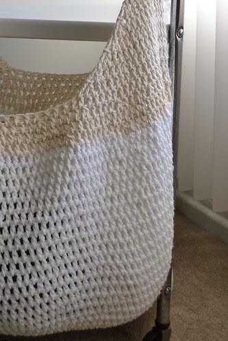 Crochet Bag Closeup