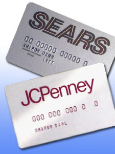 Department Store Credit Cards  Department Store Credit Cards
