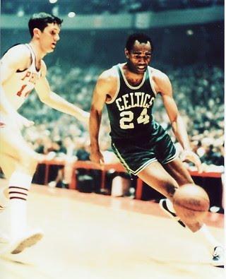 Sam Jones - Boston Celtics (1964-65)
