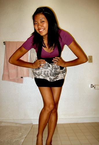 Pequeñas fotos de asiáticos