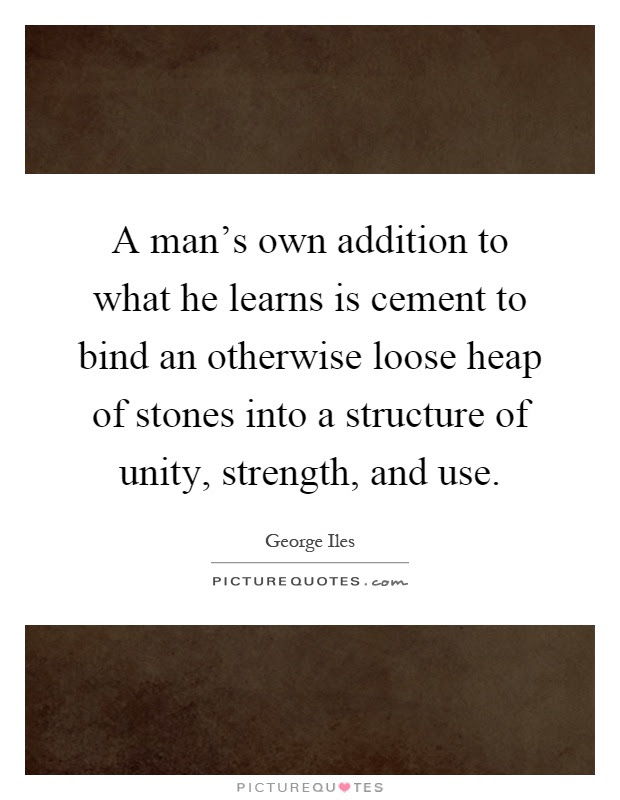 George Iles Quotes Sayings 24 Quotations