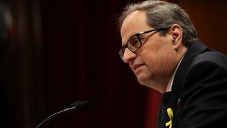 Quim Torra, el nou president de la Generalitat (Reuters)