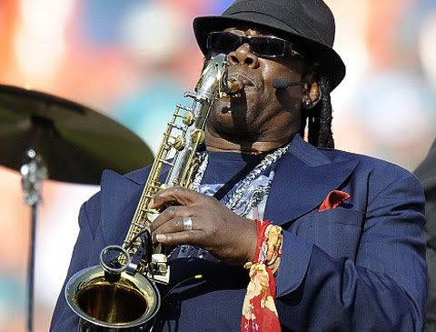 RIP Clarence Clemons. (AP Photo)