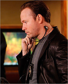 Walhberg played hostage negotiator Captain Horst Cali of the Pittsburgh Police Department in the Spike TV series 'The Kill Point,' which aired for one season in 2007.