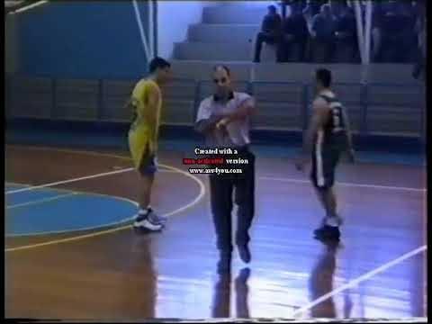 Ρετρό: Το παιχνίδι Φάληρο-Μακεδονικός για την Α2 ανδρών την περίοδο 1999-2000