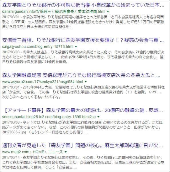 https://www.google.co.jp/search?hl=ja&gl=jp&tbm=nws&authuser=0&q=%E3%82%8A%E3%81%9D%E3%81%AA%E9%8A%80%E8%A1%8C&oq=%E3%82%8A%E3%81%9D%E3%81%AA&gs_l=news-cc.1.1.43j0j43i53.1969.2989.0.6024.6.2.0.4.4.0.152.270.0j2.2.0...0.0...1ac.dKOr3UxFdnw#q=%E3%82%8A%E3%81%9D%E3%81%AA%E9%8A%80%E8%A1%8C%E3%80%8021%E5%84%84%E5%86%86%E3%80%80%E5%B7%A8%E9%A1%8D%E8%9E%8D%E8%B3%87&hl=ja&gl=jp&authuser=0&*