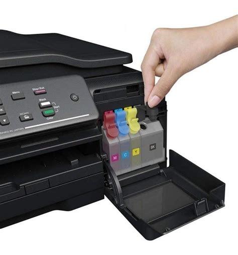 impresora multifuncional brother sistema continuo de