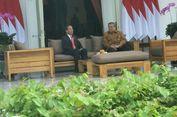 Tak Siap Ditanya soal SBY, Jokowi Minta Wartawan Tanya kepada Mensesneg