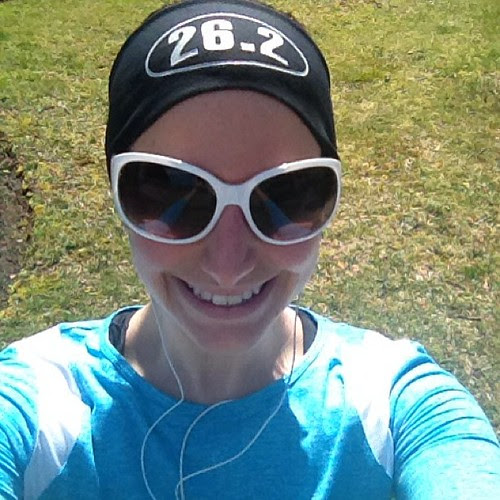 Easy three miler on a sunny and gorgeous day! #fitfluential