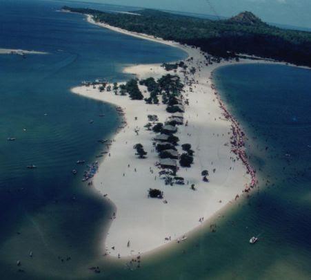 Alter do Chão, no Pará. Foto: Divulgação
