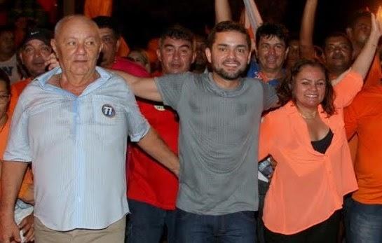 Morre o ex-prefeito de Vitória do Mearim e pai do deputado Ricardo Rios