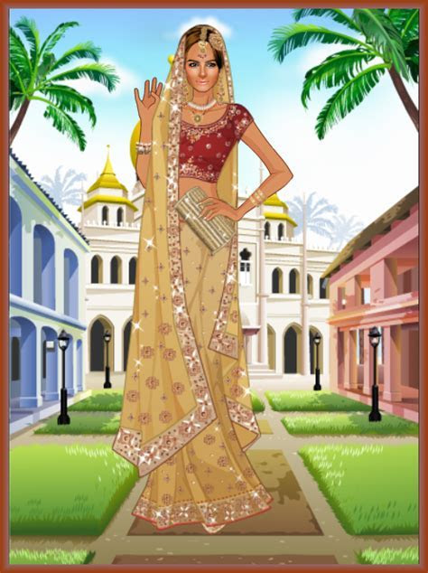 Traditional Indian Dress Up Games ? Fashion Name