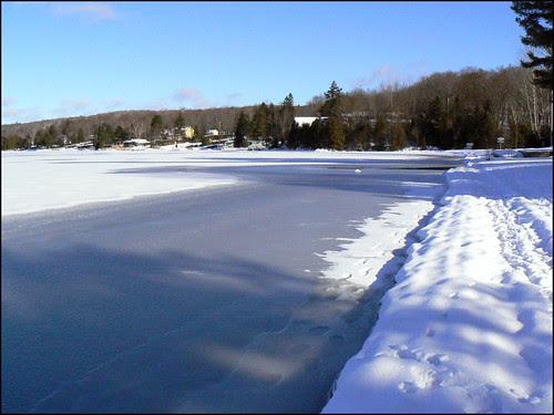 Frozen-lake-II