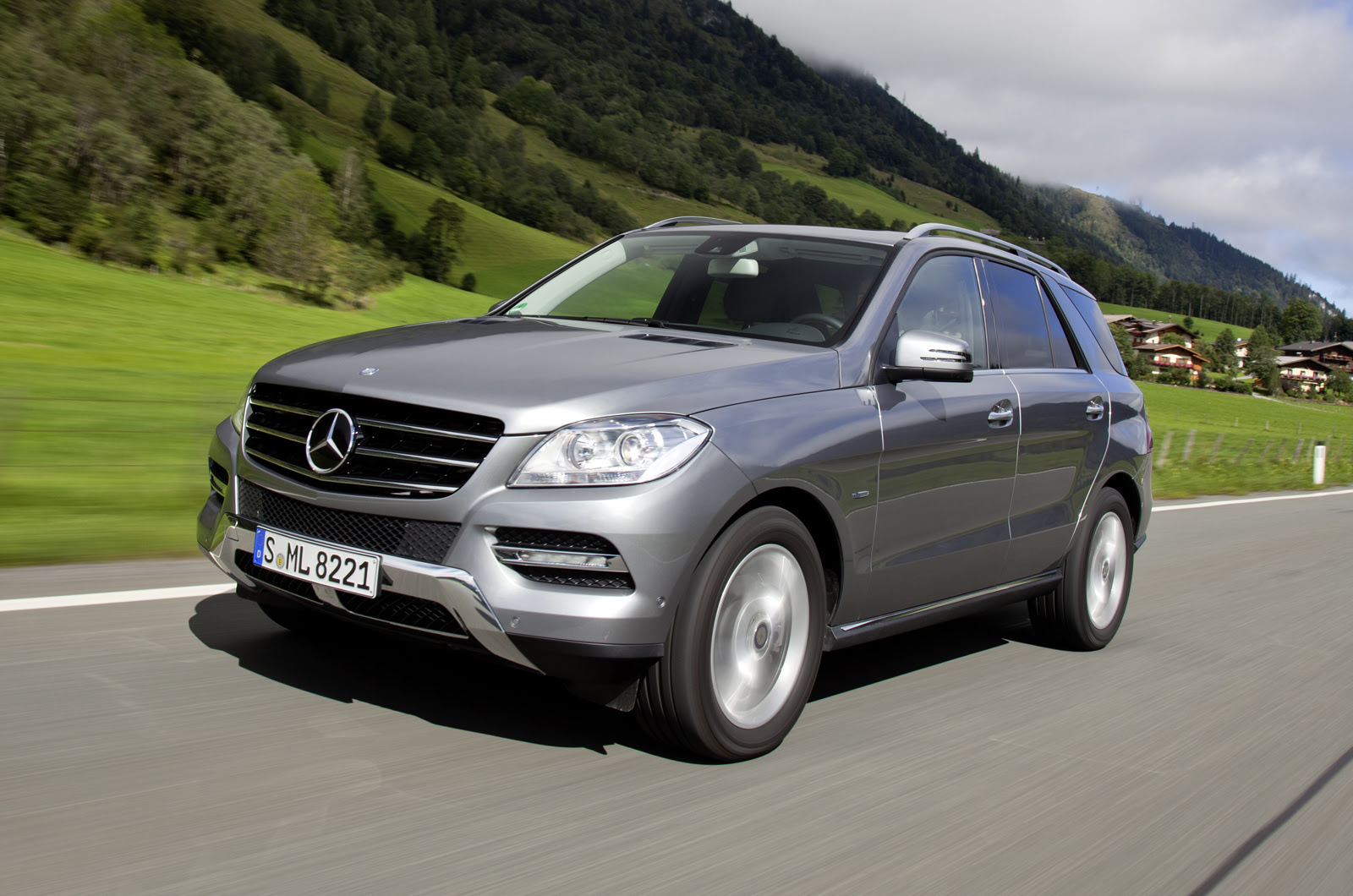 Mercedes ML250 Bluetec | Autocar