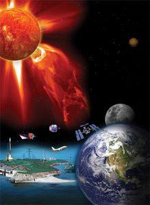 éruption solaire2