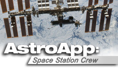 Astro App: Space Station Astronauts