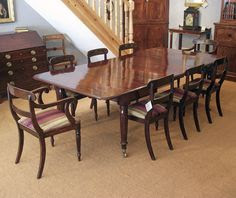 William IV rosewood centre table / Antique breakfast table  | ANTI…