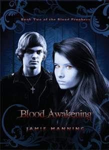 Blood Awakening (Blood Prophecy, #2)