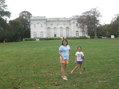 Girls by Marble House