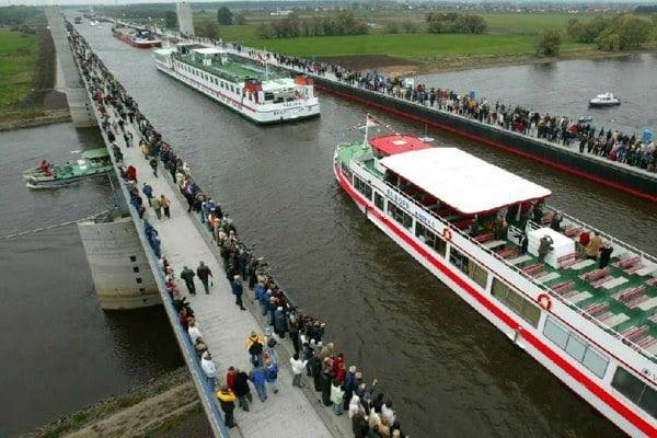 Pont Magdeburg