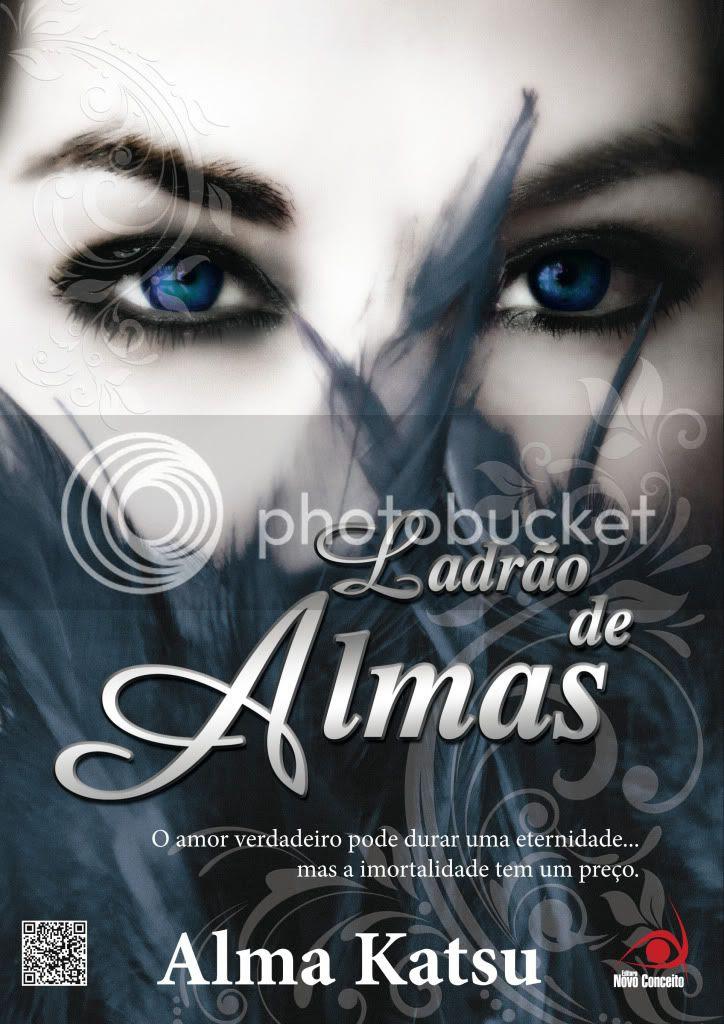 Ladrão de Almas, volume 1 da Trilogia The Taker, de Alma Katsu, Novo Conceito