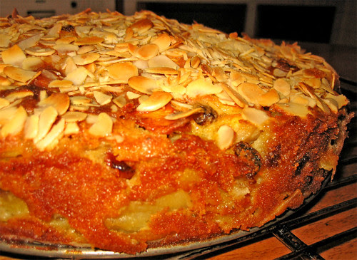Torta di mele al profumo di rosmarino... di Lisa by fugzu