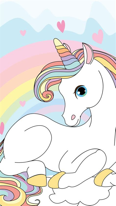 girly unicorn  wallpapers hd wallpapers id