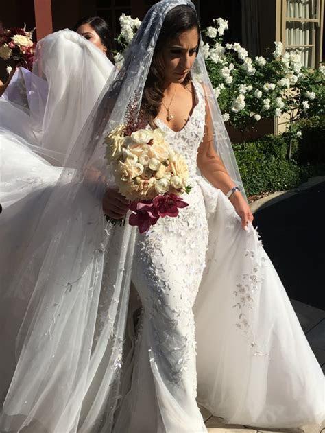 Paolo Sebastian Custom Made   Second Hand Wedding Dresses
