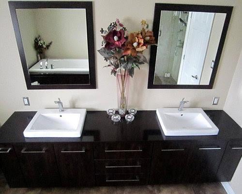 Large Bathroom Vanity Home Design Ideas, Pictures, Remodel ...