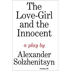 The Love-Girl and the Innocent cover