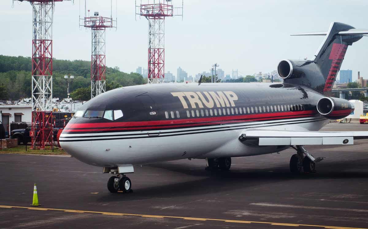 Trump-jet